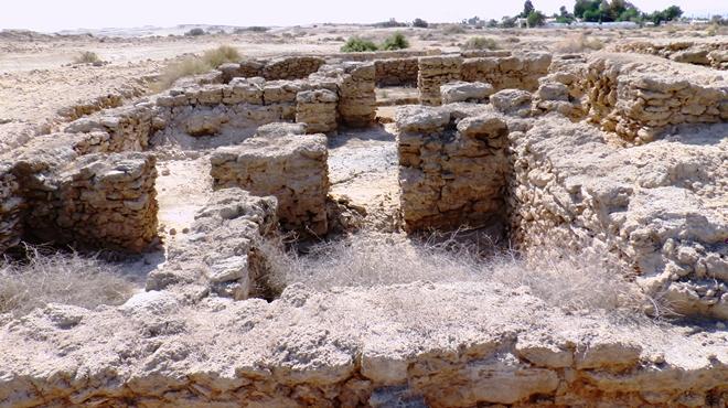 סרידי בית חגלה המקראית